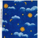 Fabric Traditions Sun, Moon, Stars 001