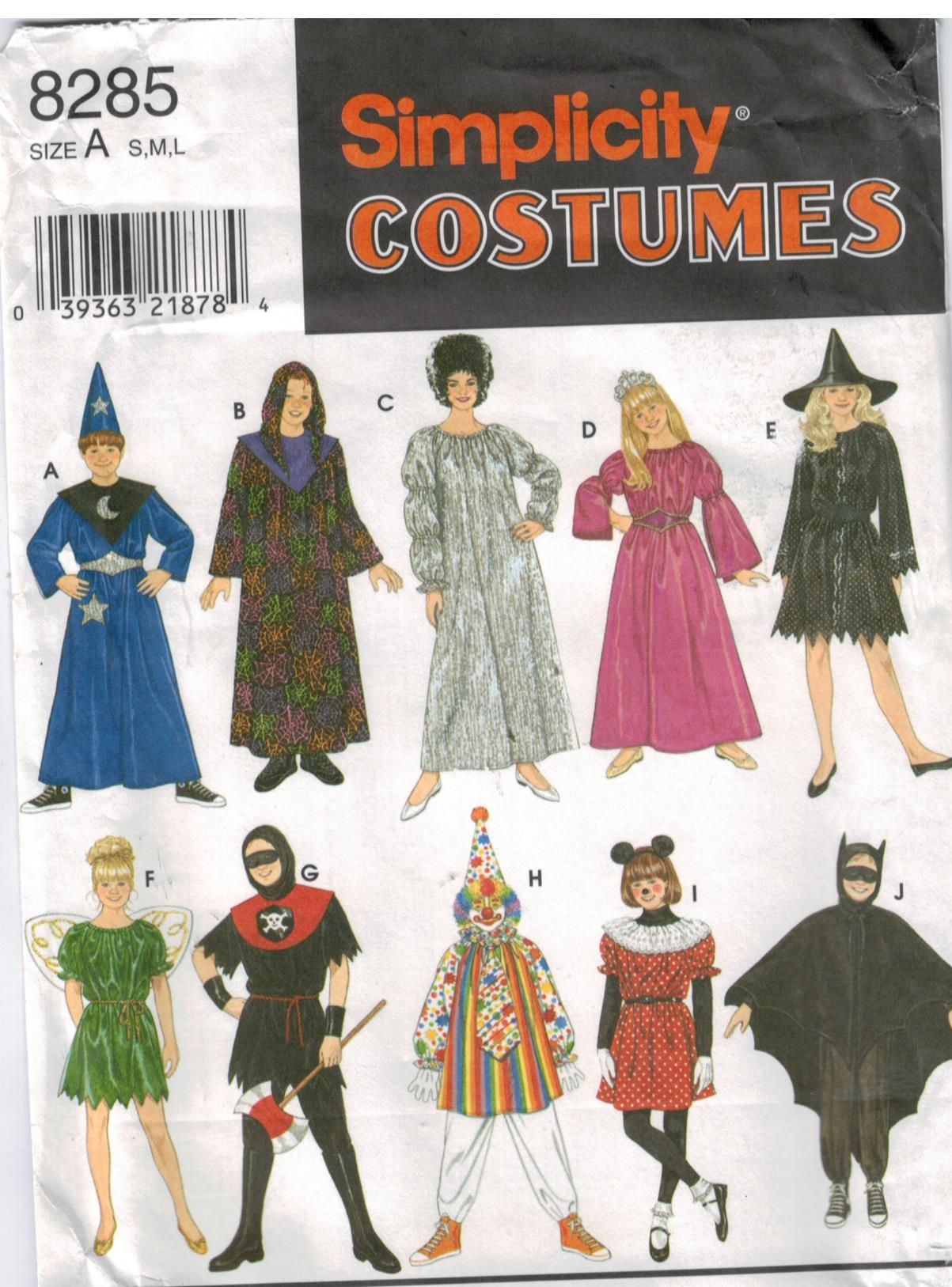simplicity patterns halloween costumes - Hallowen Costum Udaf