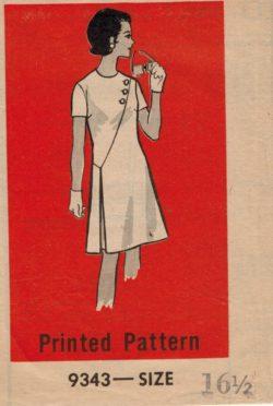 Vintage Patterns, Half Size