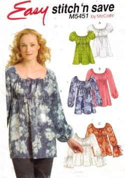 Sewing Patterns Plus Size and Women\'s | Sewing Pattern ...