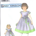 "Daisy Kingdom 18"" Doll and Girl's Dress"