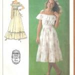 Gunne Sax designer dresses